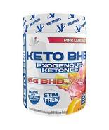 VMI Sports Keto BHB Salts Exogenous Ketones, Pink Lemonade, Beta-Hydroxy... - $34.82