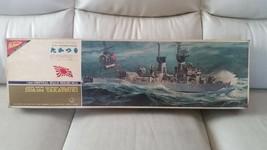 Nichimo 1/200 Japanese destroyer DDA164 Takatsuki prebuilt damaged missi... - $131.10