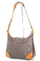 Authentic LOUIS VUITTON Boulogne 30 Monogram Shoulder Bag Purse #33302 - $319.00
