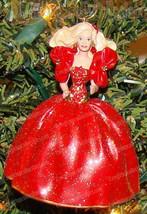 Hallmark Holiday BARBIE Ornament (QX572-5) 1993, <1> Series - $12.38