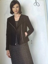 Butterick Sewing Pattern 6169 Misses Ladies Jacket & Dress Size 6-14 New... - $16.11