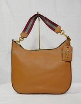 NWT! MARC By Marc Jacobs M0009356 Gotham Hobo Bag in 237 - Maple Tan - $339.00