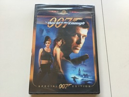DVD - The World is not Enough - James Bond - NEW & Sealed - Special 007 ... - $6.99