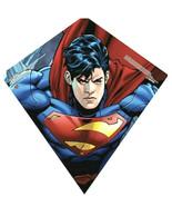 Superman Kite X KITES SkyDiamond Poly Diamond DC Comics 23 Inch With Sky... - $13.85