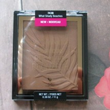 wet n wild Color Icon Bronzer, What Shady Beaches - $5.00