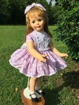 """NEW Dress, Petticoat, Panty and Ribbon for Patti Playpal or 35"""" - 36"""" Doll - $51.93"""