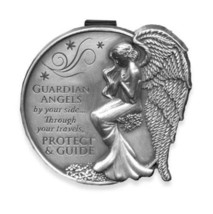 Visor Clip Guardian Angel Protect & Guide  Auto Clip - $12.19