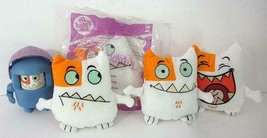 5 McDonald's Catscratch Fast Food Toys From 2007 - $7.00
