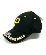 "Pittsburgh Pirates Vintage MLB ""Clutch"" Logo Cap (New) by Twins Enterprise - $27.99"