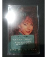 Reba McEntire It's Your Call Factory SEALED Cassette 1992 Country - $4.94