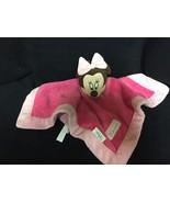 Disney Baby Minnie Lovey Security Baby Blanket - $9.75