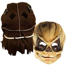 Deluxe Sam Trick 'R Treat Latex Mask Costume Accessory Adult Halloween - $28.04