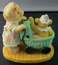 "The Bialosky Treasury ""Rosepetal and Marcel"" Figurine 1995 image 5"