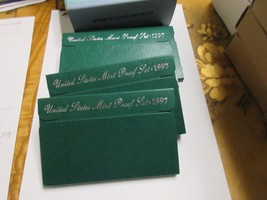 1997, U.S. Mint Proof Set , Lot of 5 , NIB - $39.60
