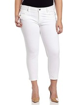 Lucky Brand Damen Ingwer Capri Jeans, Pearl,14w - $49.49