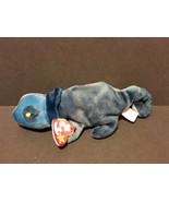 1997 TY Beanie Babies Chameleon Rainbow PE Pellets W/Tags - $4.70
