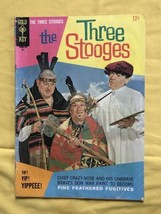 Three Stooges (1960 Dell/Gold Key) #35 - $17.82