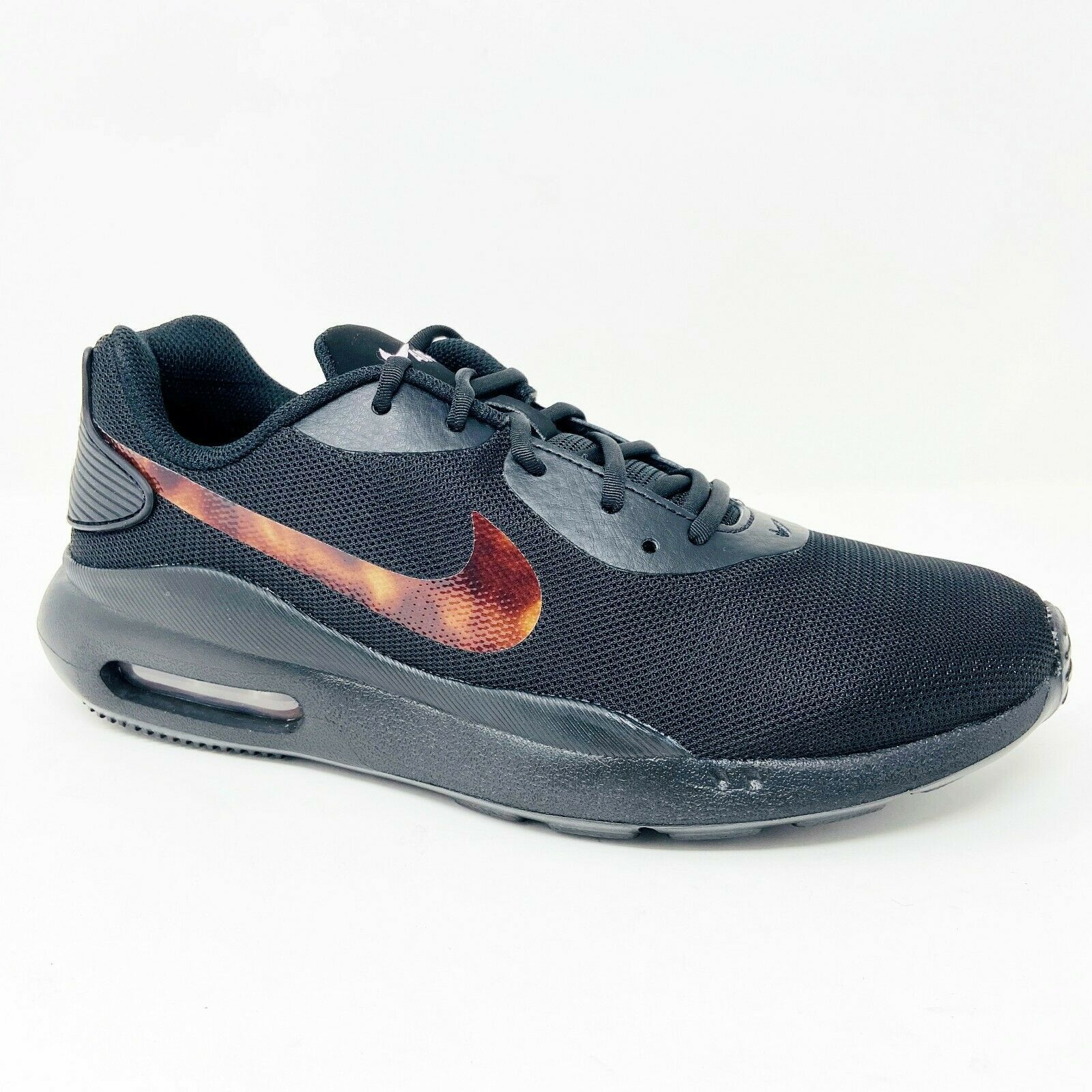 Primary image for Nike Air Max Oketo Black Barely Rose Womens Athletic Running Shoes CU4763 001