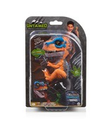 SCRATCH Untamed Raptor Dinosaur T-Rex ORANGE Dino WowWee Fingerlings Sealed - $15.99