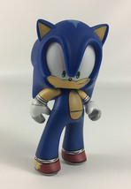 "Sonic The Hedgehog Action Figure 5"" Video Game Character Blue Sega Jazwa... - $19.56"