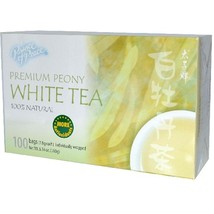Prince Of Peace Peony White Tea (1x100 Bag) - $17.02
