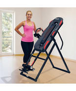 NEW Health Gear ITM 6000 Heat & Massage Inversion Table **FREE SHIPPING** - $286.99