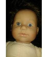 Berenguer Boy Doll With Brown  Hair  By Jc Toys - $48.50