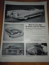 Vintage Brand Names Educational Foundation Print Magazine Ad 1952 - $4.99