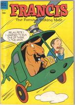 Francis The Talking Mule Four Color Comic Book #547 Dell Comics 1954 FINE - $18.30
