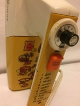 Vintage 1970's GE General Electric Hand Mixer D... - $9.49