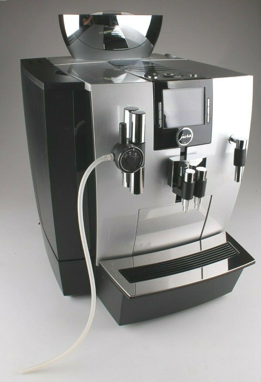 JURA Impressa XJ9 Professional Coffee Expresso Machine Brilliant Silver 13637