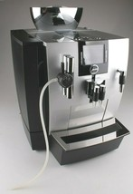 JURA Impressa XJ9 Professional Coffee Expresso Machine Brilliant Silver 13637 image 1