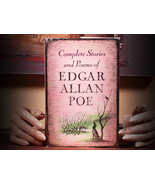 Complete Stories And Poems Of Edgar Allan Poe (1966) - $26.95