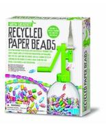 Recycled paper beads thumbtall