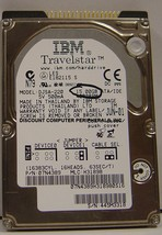 15GB 4200RPM 9.5MM IDE LAPTOP DRIVE IBM DJSA-220_15GB Free USA Ship - $14.75