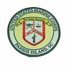 USMC Parris Island, SC Recruit Training Center Patch NEW!!! - $1,000.00