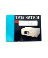 2-Port A/B Manual Data Transfer Switch / Switch Box - Vintage Computing ... - $20.56