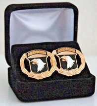 US Army 101st Airborne Division Cuff Link & Tie Clip  NEW!!! - $34.60