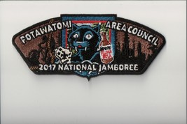Potawatomi Area Council 2017 National Jamboree JSP (H) - $4.95