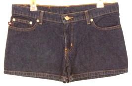 RALPH LAUREN RN 67437 - Flag Logo Denim 3-inch Hipster Shorts - Size: 9/10 - $18.46