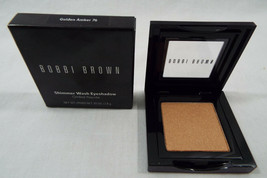 Bobbi Brown in Shimmer Wash Eye Shadow in Golden Amber 76  .10 oz 2.8g - $18.80