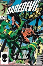Daredevil Comic Book #207 Marvel Comics 1984 New Unread Very Fine - $2.99