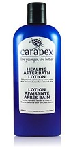 Carapex After Bath Lotion with Aloe and Shea Butter, Lightweight, No Fra... - $20.66
