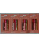 New! Lot of 12 Spritz Glitter Glue 4 Packs of 3 Red Pink Gold .3 fl oz Each - $7.92