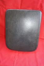 02-05 Dodge Ram 1500 2500 3500 Center Console Jump Seat Lid Cover Arm Rest Black image 2