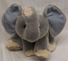 "Commonwealth CUTE FLOPPY ELEPHANT 14"" Plush STUFFED ANIMAL Toy - $15.35"