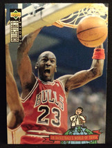 1994-95 Upper Deck Collector's Choice Michael Jordan #402 Basketball Card - $3.75