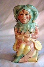 Royal Doulton 1998 The Lady Jester Limited Edition Signed Toby Mug #D711... - $90.08
