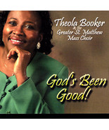 God's Been Good by Theola Booker (CD, Mar-2002, Gospel Warehouse) - $33.88