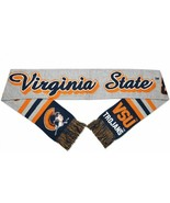 Virginia State University Scarf Trojans - $26.60